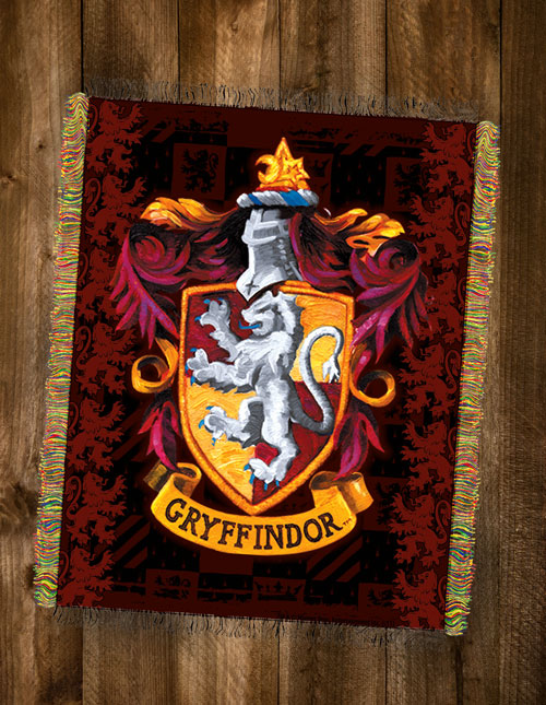 Harry Potter Throw