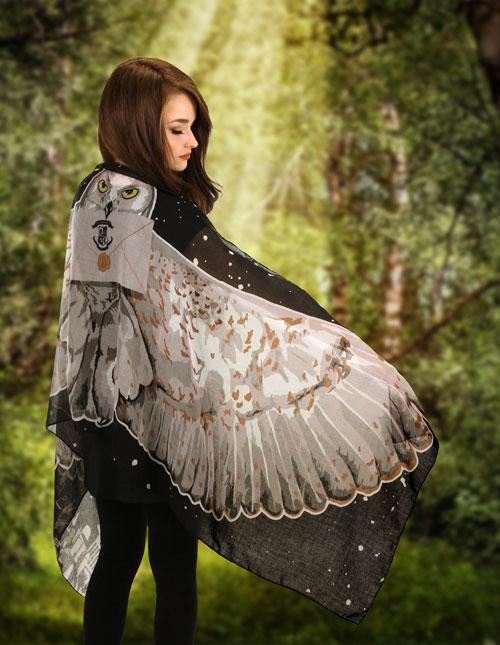 Hedwig Scarf