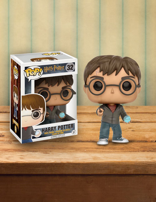 Harry Potter Pop Vinyls