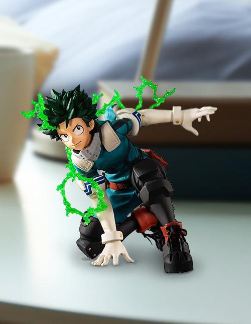 My Hero Academia Action Figures
