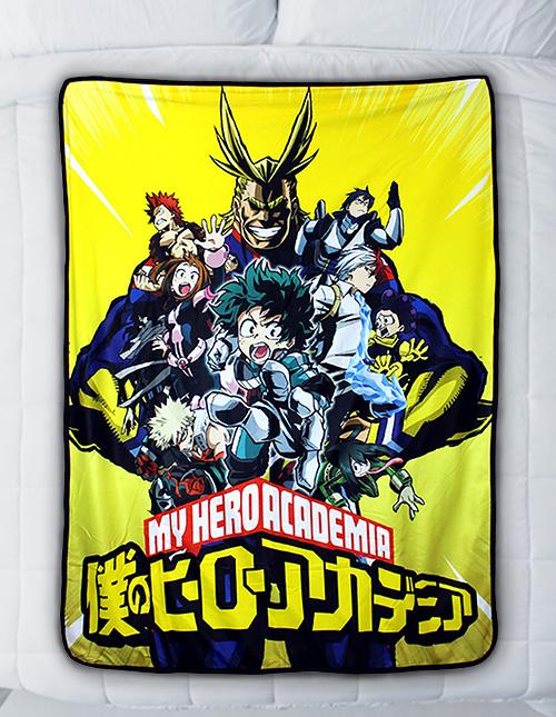 My Hero Academia Blanket