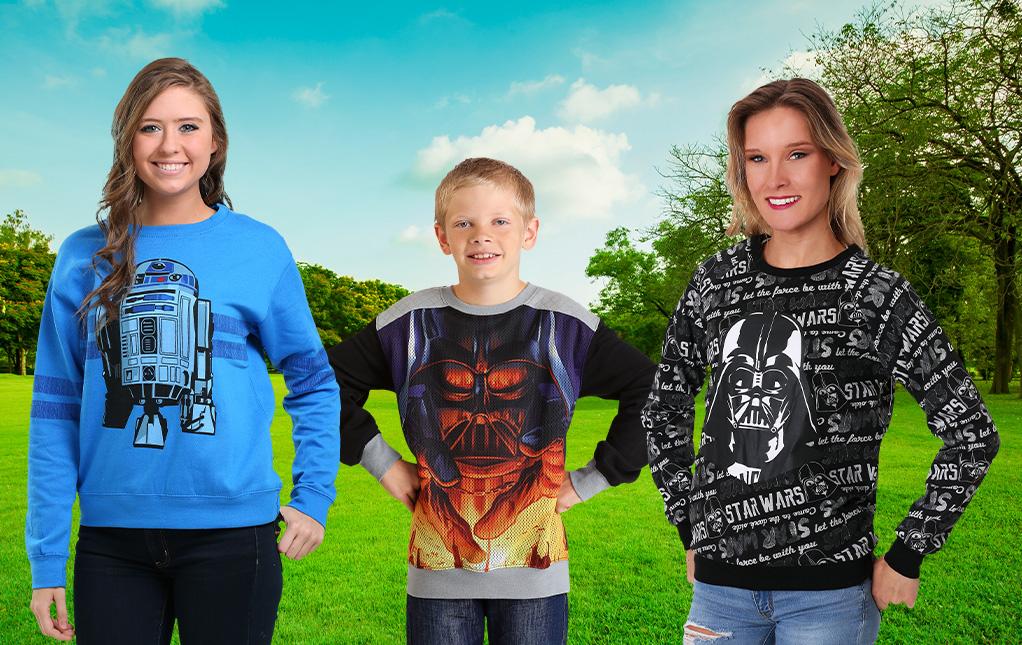Star Wars Sweatshirts