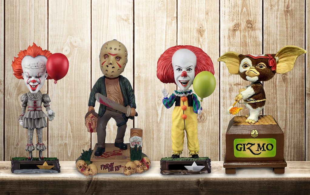 Horror Movie Bobbleheads