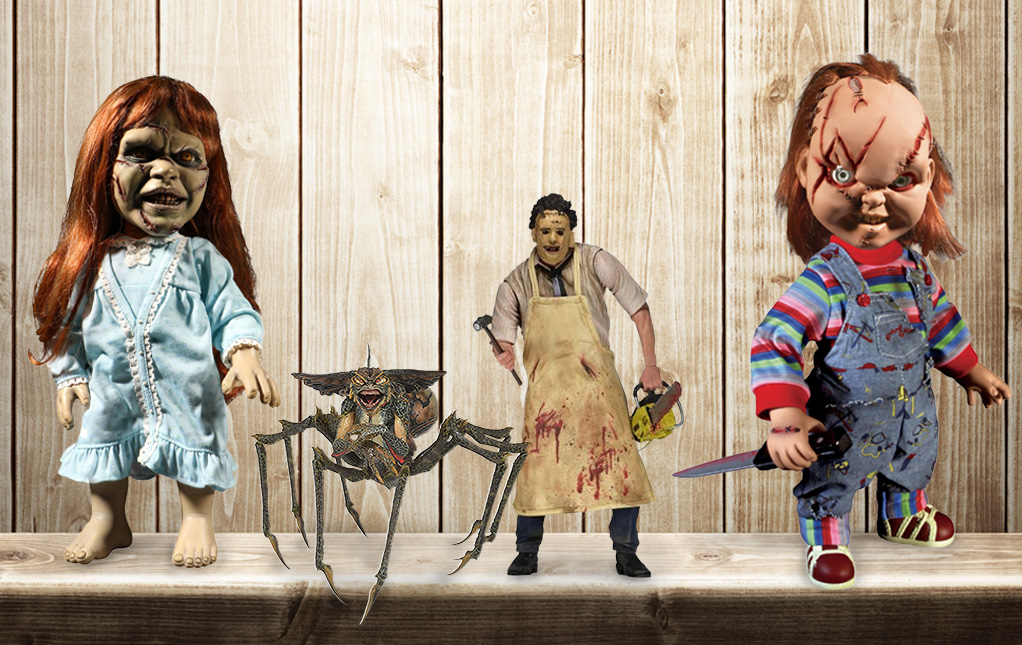 Horror Movie Collectibles