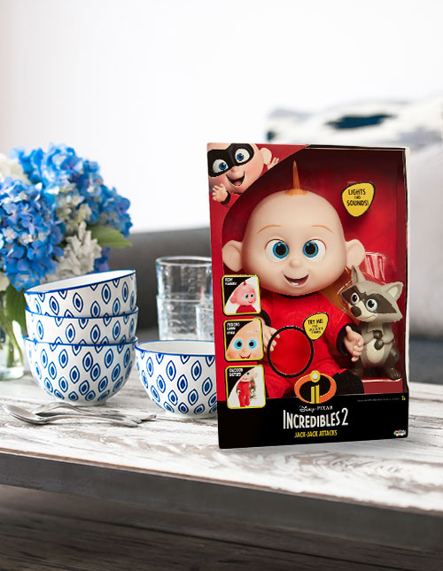 Incredibles 2 Jack-Jack Doll