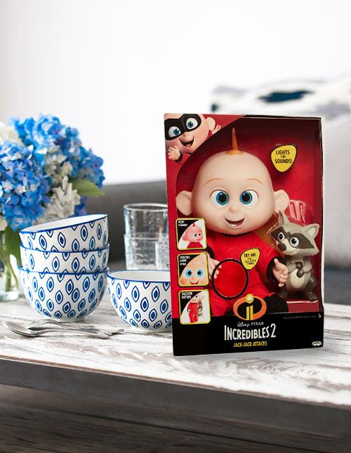 Incredibles 2 Jack-Jack Doll