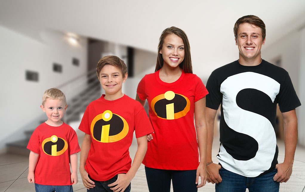 Incredibles T-Shirts