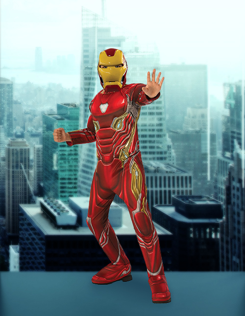 Avengers Infinity War Iron Man Suit