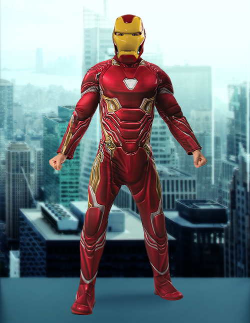 Infinity War Iron Man Suit