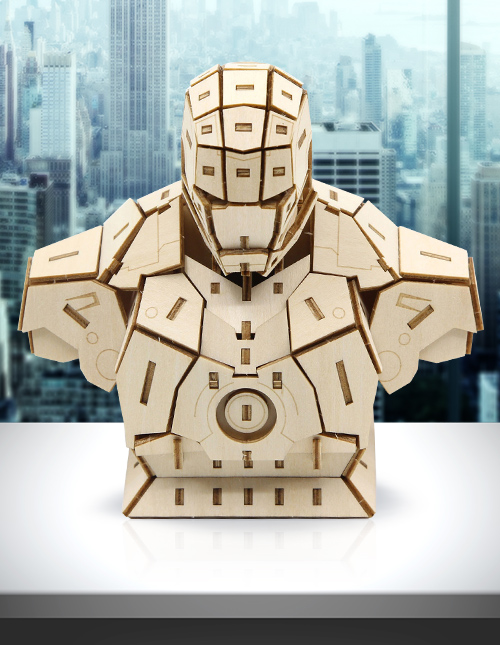 Iron Man Collectible Figure