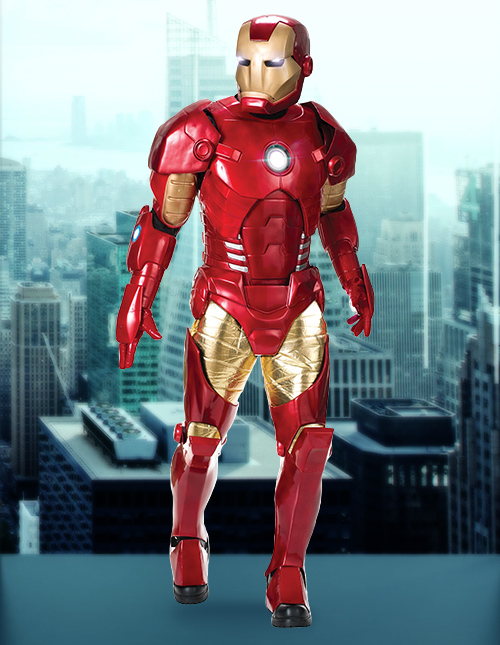 Iron Man Cosplay Suit