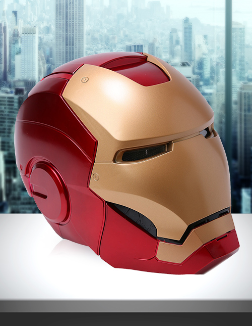 Iron Man Helmet Replica