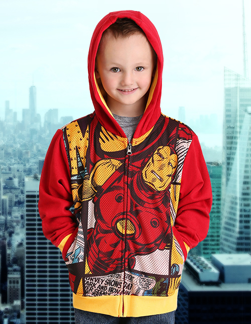 Iron Man Kids' Clothes