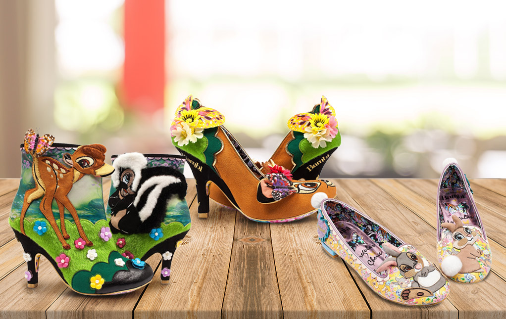 Irregular Choice Bambi Shoes