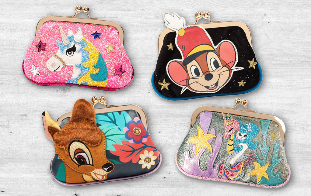 Irregular Choice Coin Purses