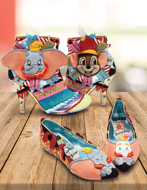 Irregular Choice Dumbo Shoes