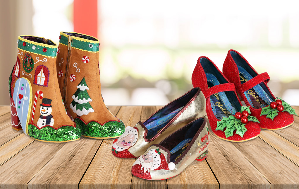 Irregular Choice Holiday Shoes