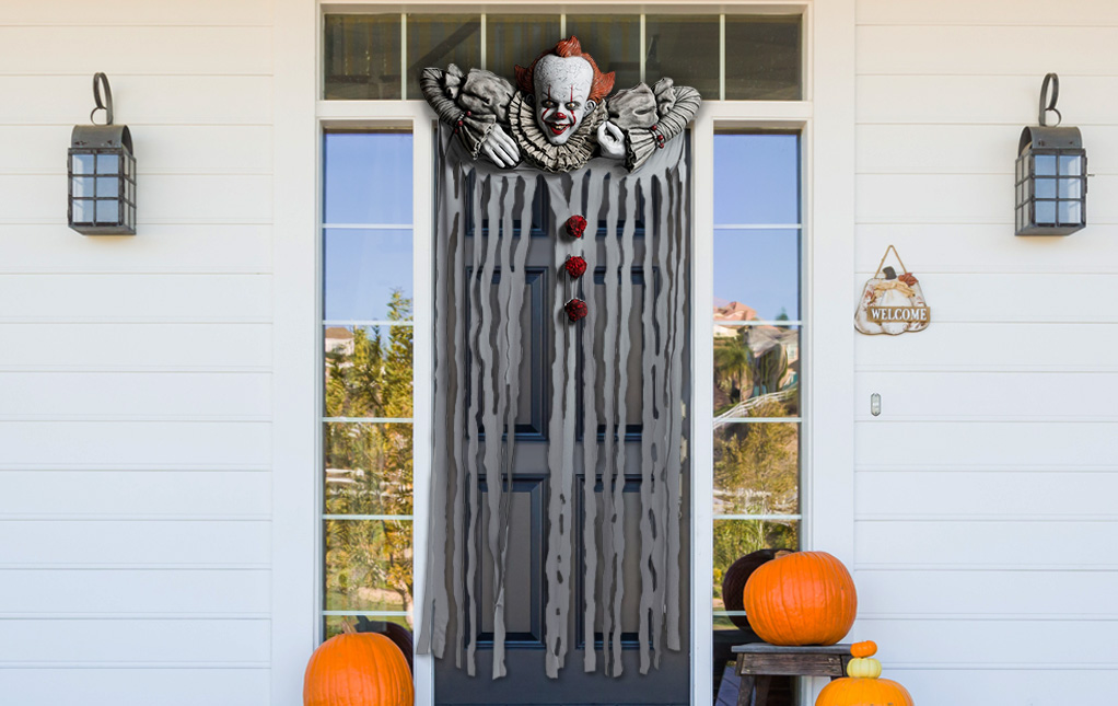 Pennywise Halloween Decorations