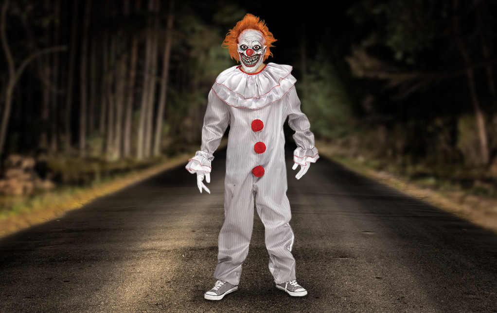 Pennywise Costume Kids