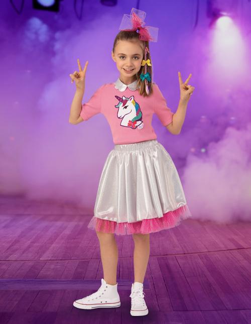 JoJo Siwa Kid in a Candy Store Costume
