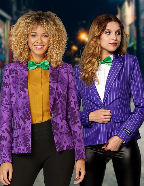 Womens Joker Halloween Costume