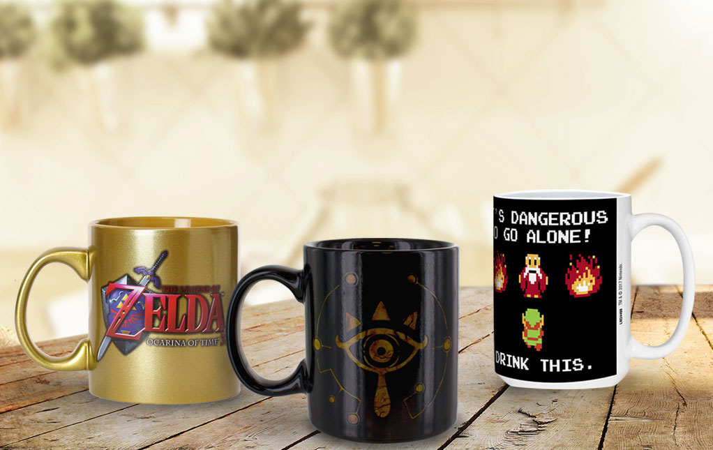 Legend of Zelda Mugs