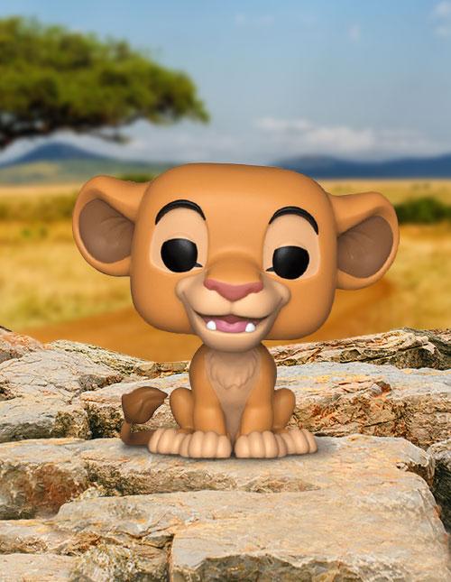 Funko Lion King