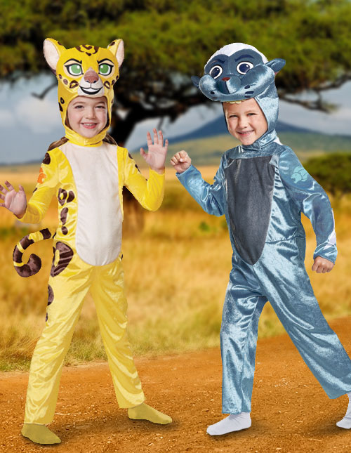 Lion Guard Costumes