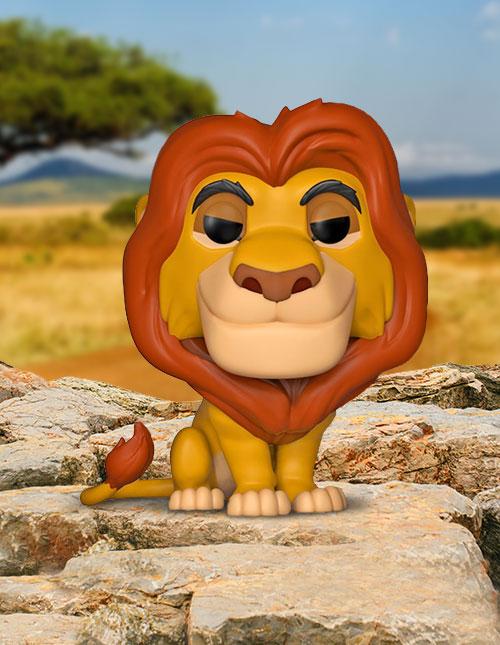 Lion King POP! Vinyl