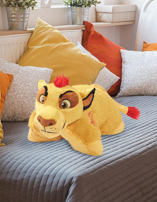 Lion Pillow Pet