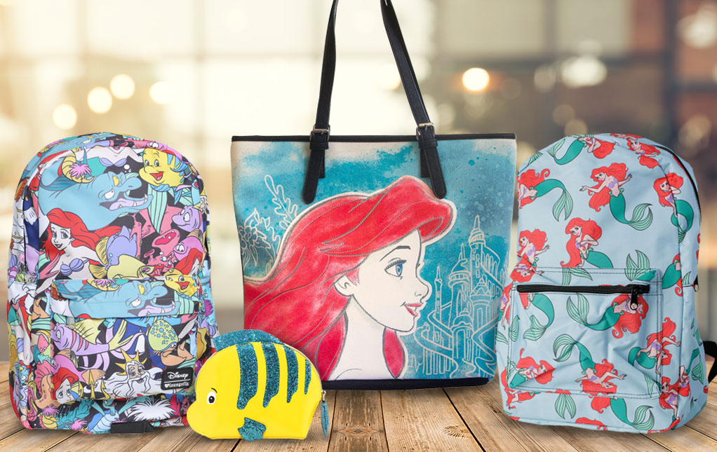 Little Mermaid Bags
