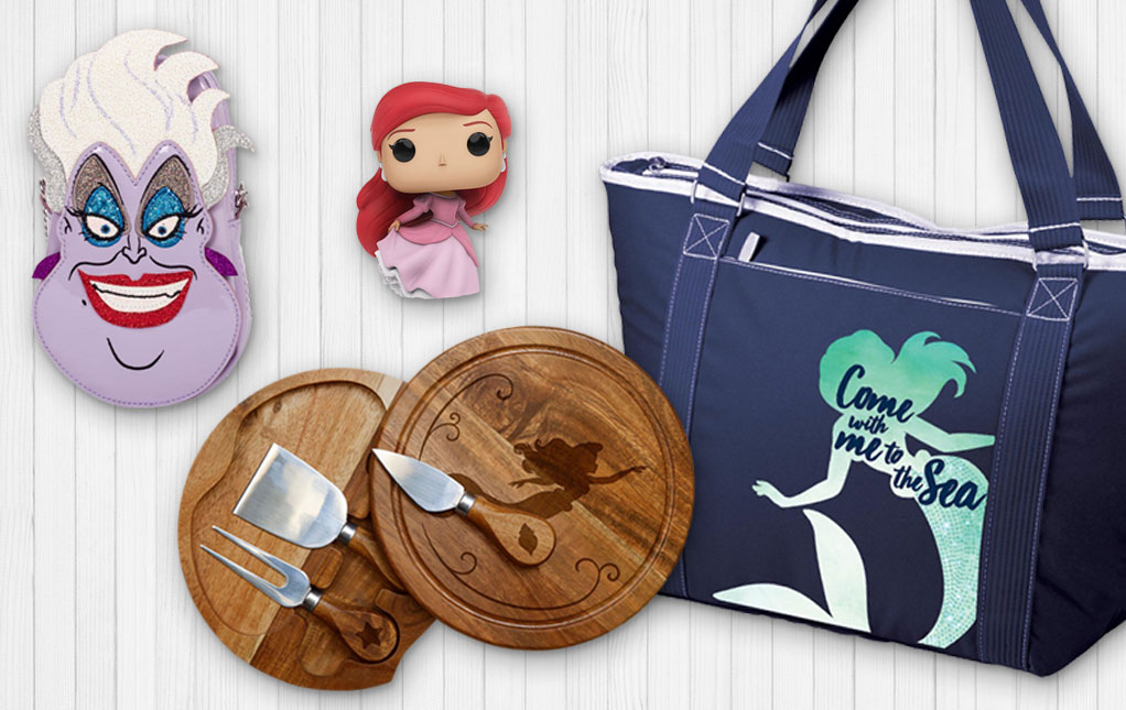 Little Mermaid Gifts for Adults