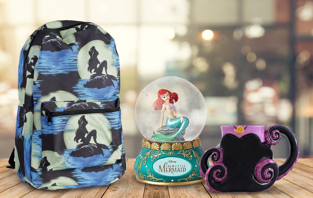 Disneys The Little Mermaid Gifts