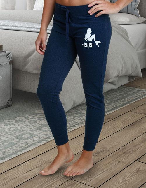 Little Mermaid Pajama Pants