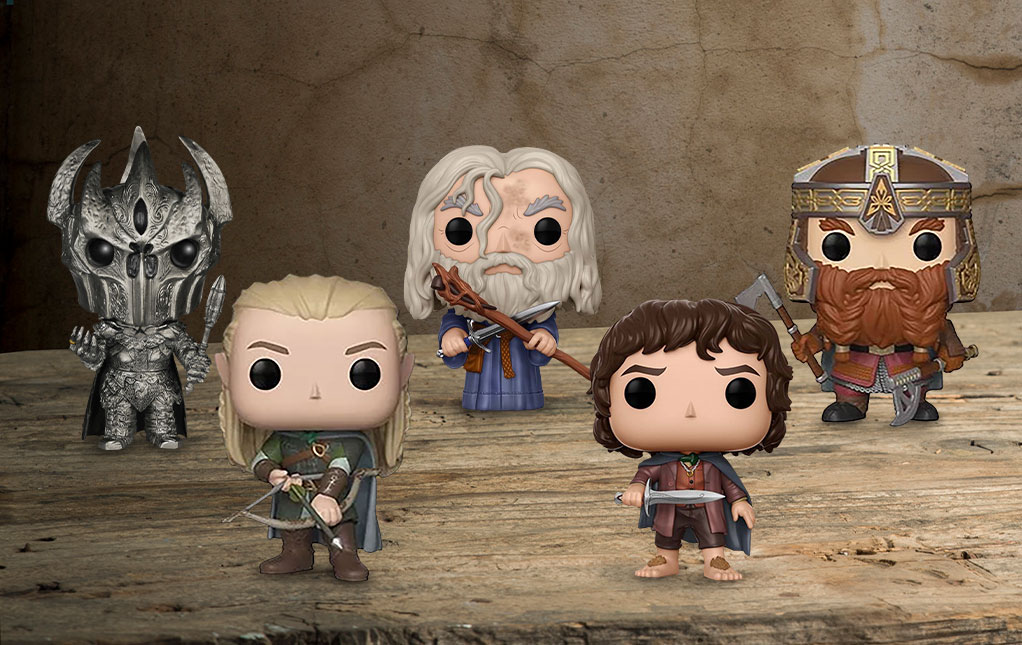 Lord of the Rings Funko POP!