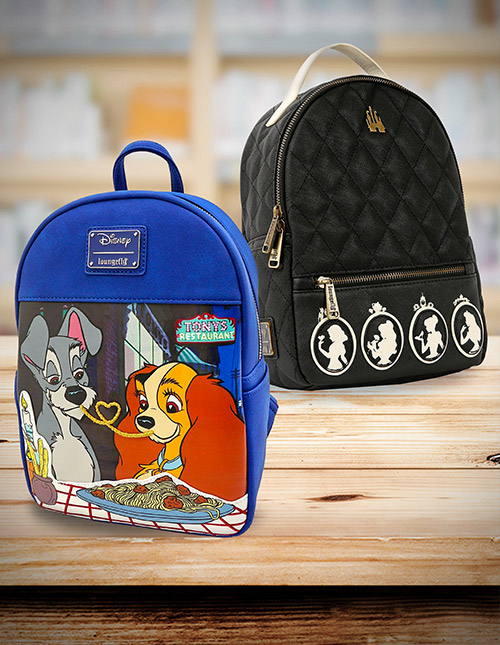 Loungefly Disney Backpack
