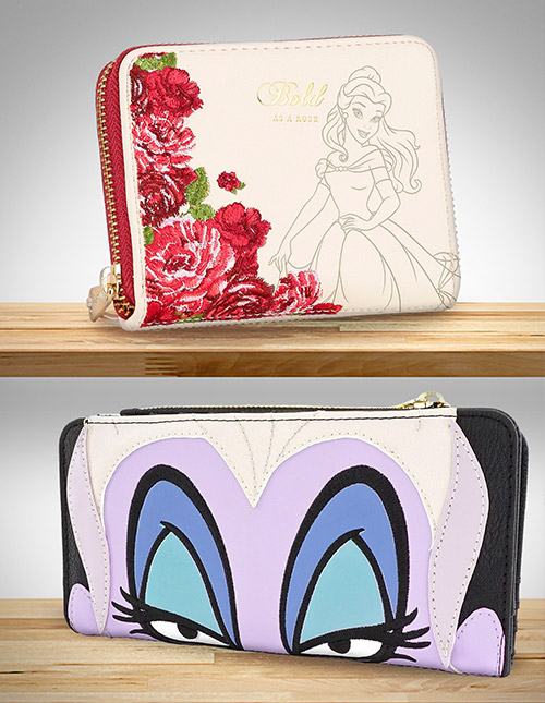 Loungefly Disney Wallet