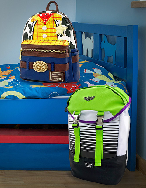Loungefly Toy Story Backpack