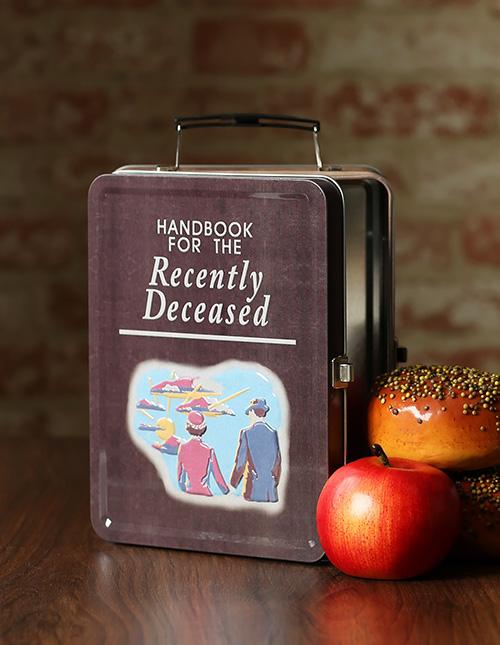 Beetlejuice Lunchbox