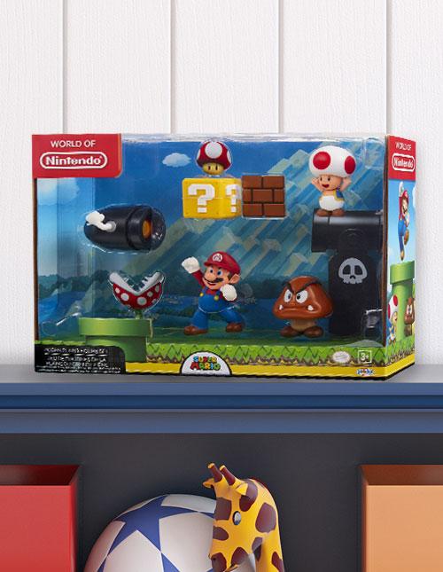 Super Mario Playsets
