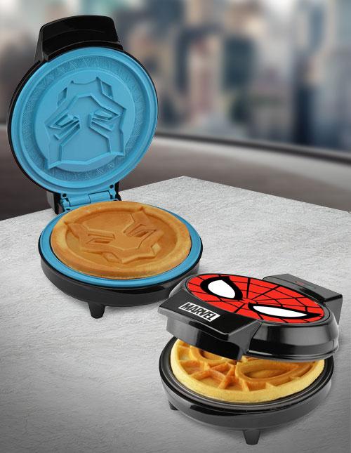 Marvel Waffle Makers