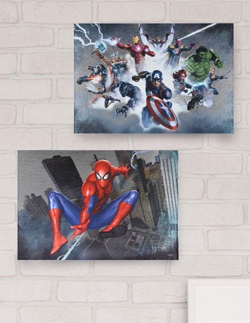 Marvel Wall Décor