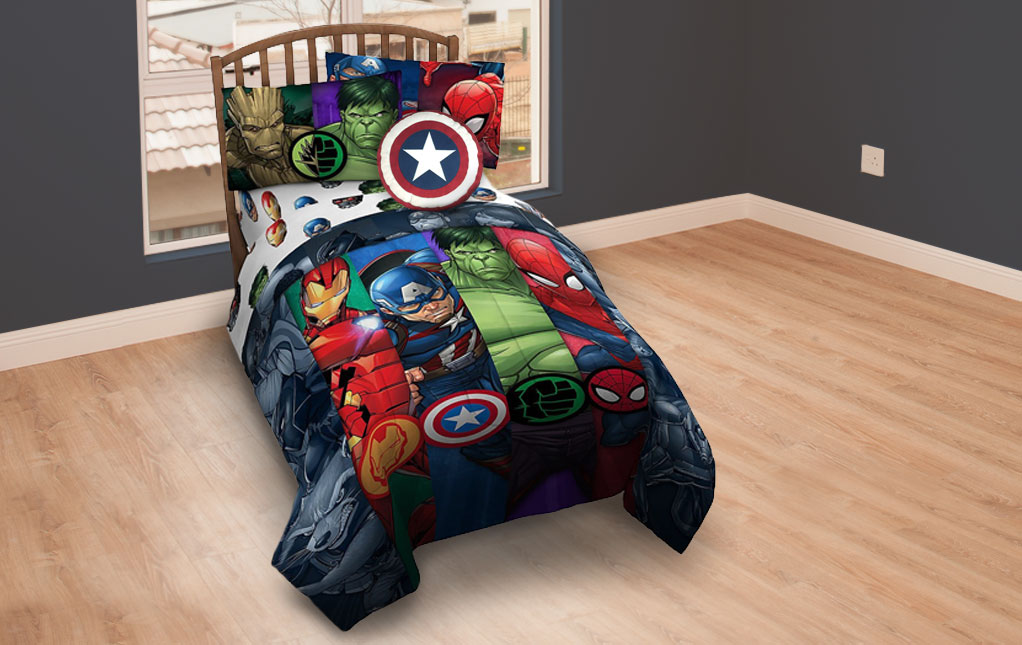 Superhero Bedroom Décor