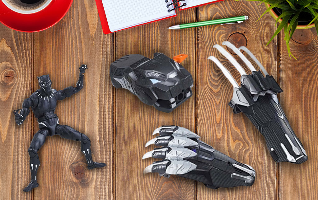 Black Panther Marvel Toys