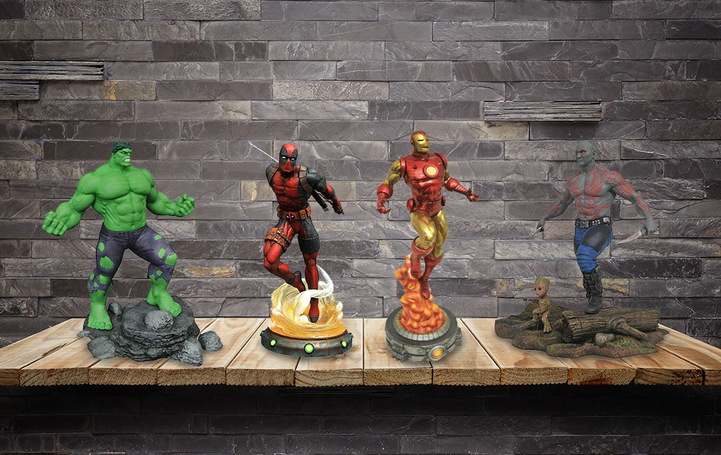 Marvel Gallery Figures