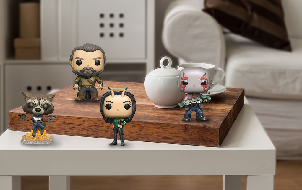 Guardians of the Galaxy Pops