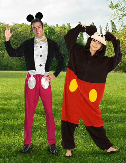 Mickey Costumes for Adults