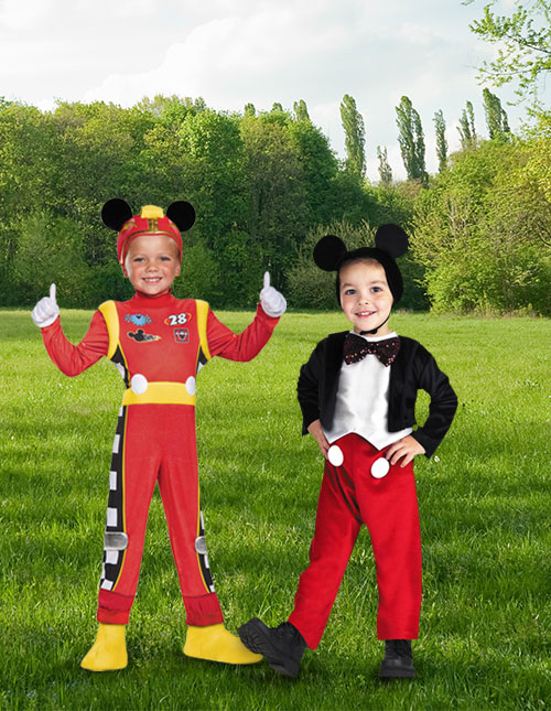 Mickey Mouse Costumes for Kids
