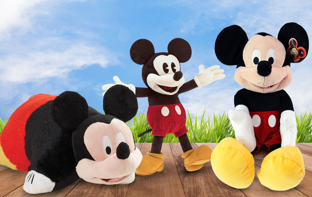 Mickey Mouse Plush Toys
