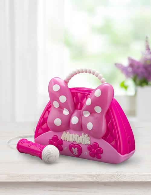 Minnie Mouse Boom Box
